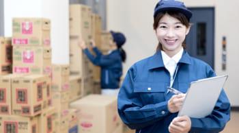 日勤のフルタイム|倉庫内作業|未経験者歓迎