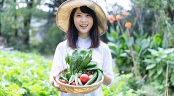 10月スタート|野菜の収穫・出荷業務|午前中のみ|WワークOK