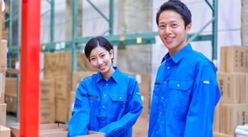 男女活躍中|工場内の検品・仕分け|日勤のみ