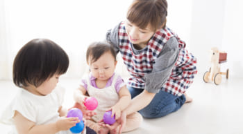 単発6/19・20のみ 昼食付 住宅見学会でのお子様対応