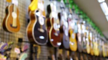 未経験OK|通勤便利な街ナカ|楽器店での接客販売